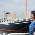 船に乗っていると、自分のいるところが動くので楽しいです/旅人:天野 弘子